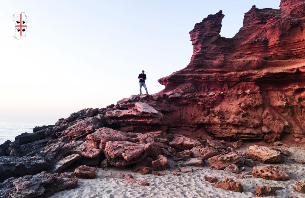Scivu Beach - Rocks