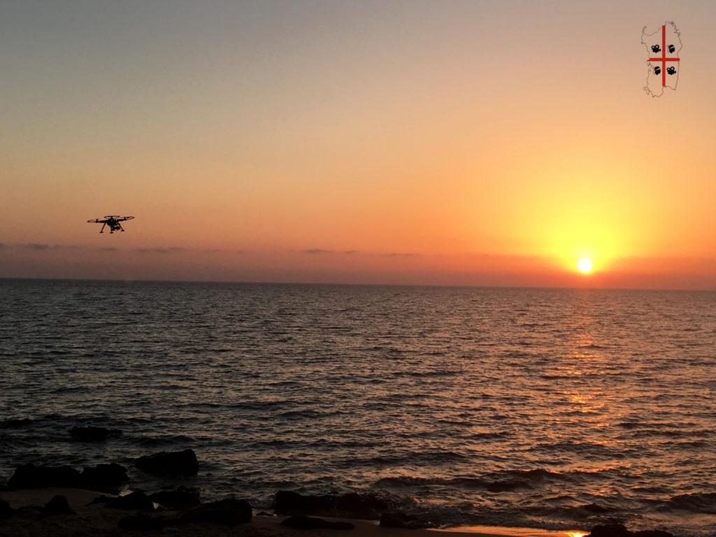 Scivu Beach - Sunset